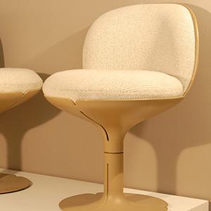 paire de chaises elys e pierre paulin. Black Bedroom Furniture Sets. Home Design Ideas