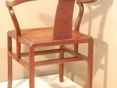fauteuil d 39 homme pierre paulin. Black Bedroom Furniture Sets. Home Design Ideas